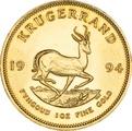 1994 1oz Gold Krugerrand