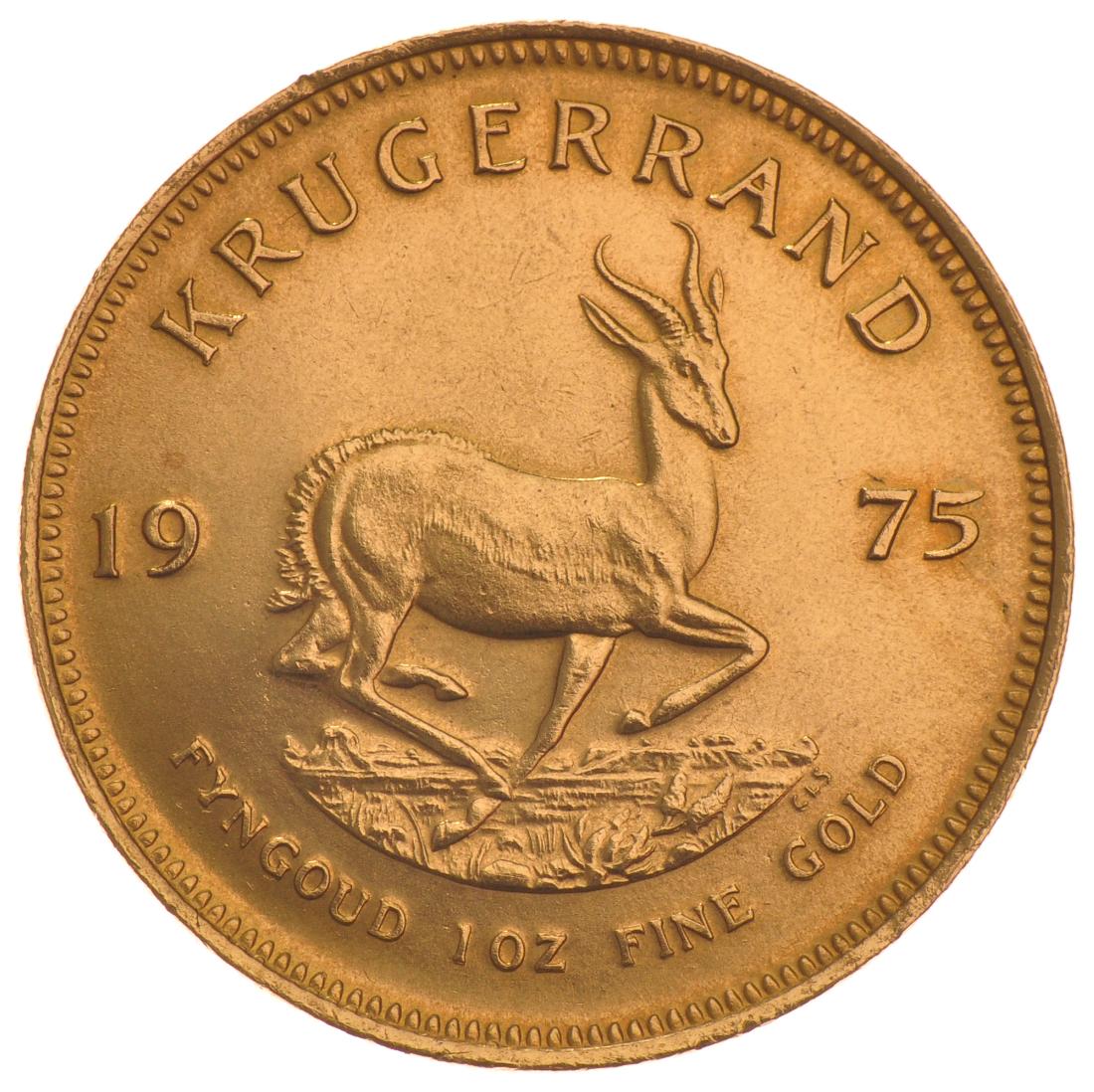 1975 1oz Gold Krugerrand 163 1 070