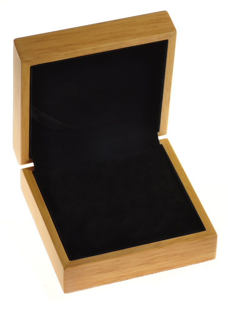 Gift Box Gold : Gold sovereign oak gift box bullionbypost from ?