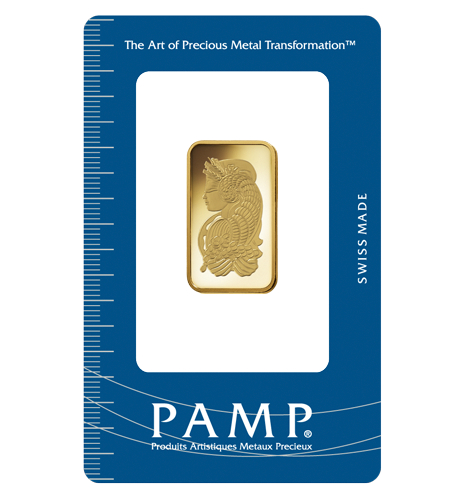 Pamp Suisse 1 Tola Gold Bar Bullionbypost From 163 287