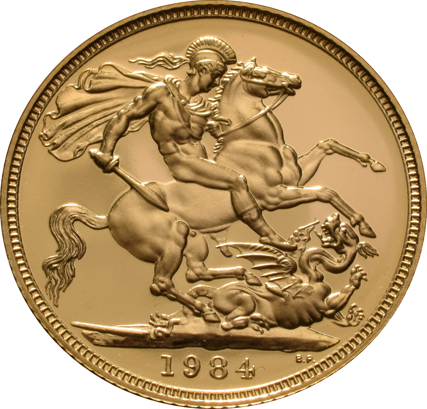 1984 Gold Proof Sovereign Three Coin Set Large 163 2 380