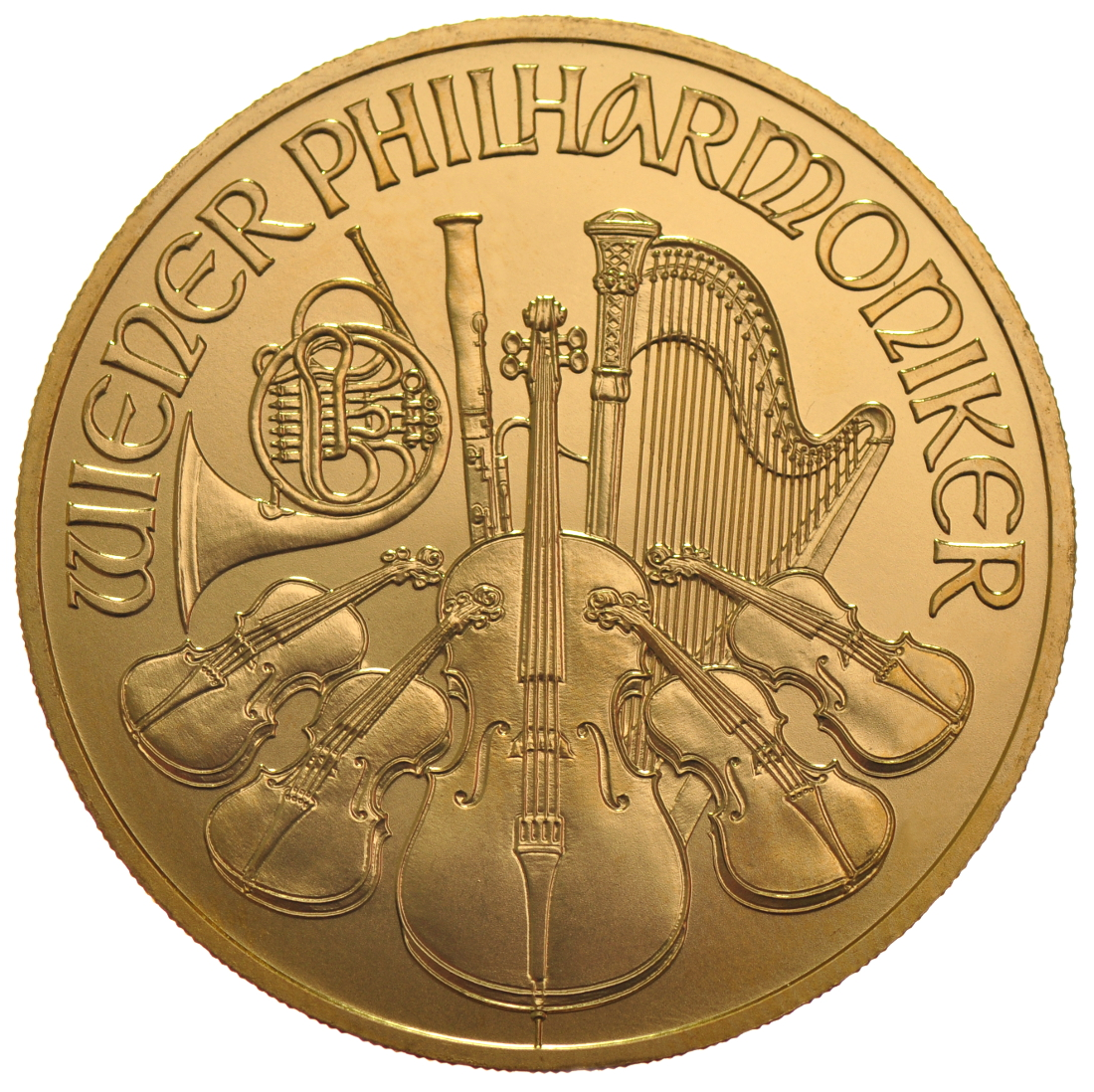 1oz Austrian Gold Philharmonic Coin Best Value