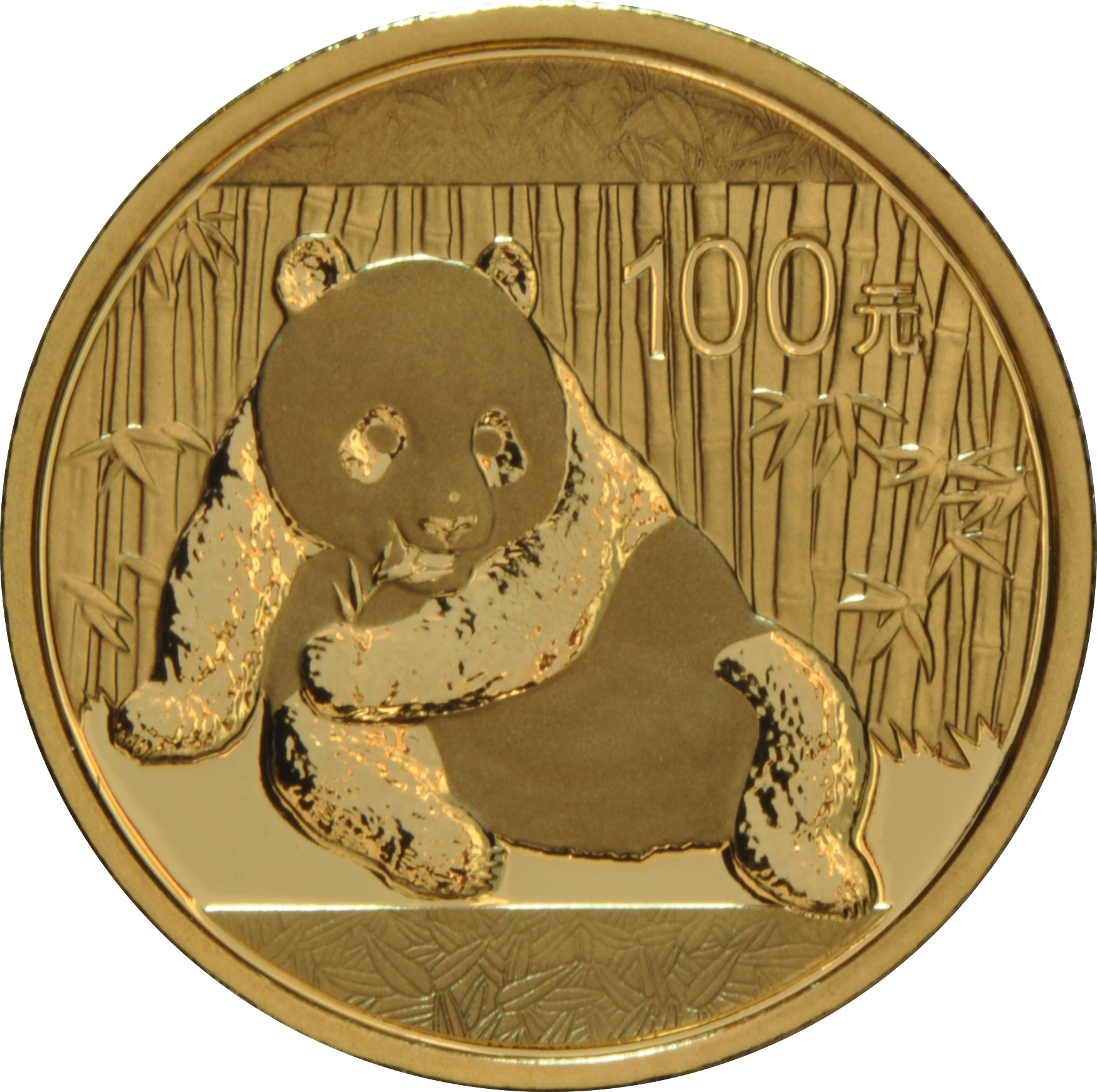 2015 1 4 oz gold chinese panda coin 299. Black Bedroom Furniture Sets. Home Design Ideas