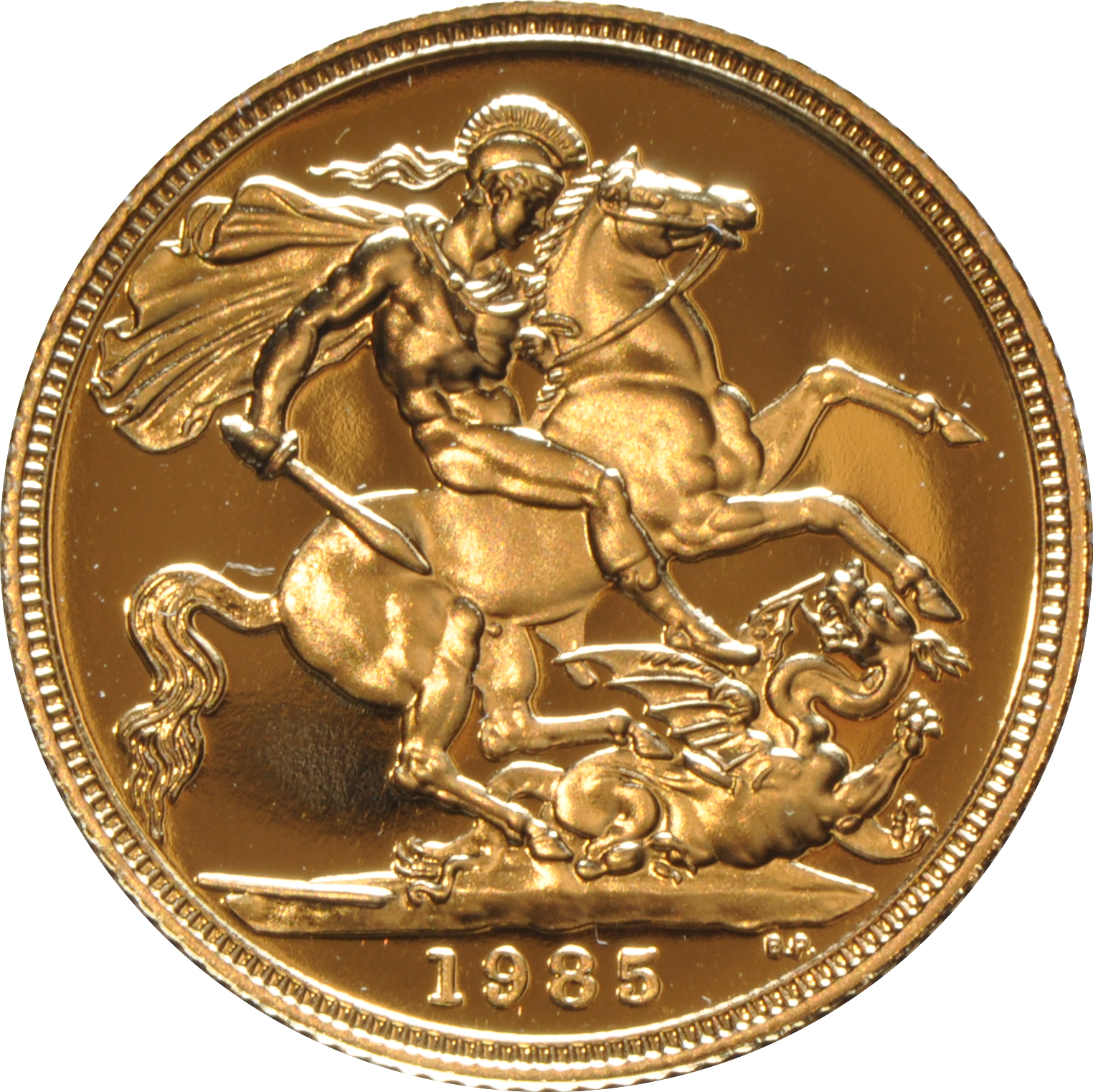 1985 Gold Proof Sovereign Four Coin Set 163 2 866