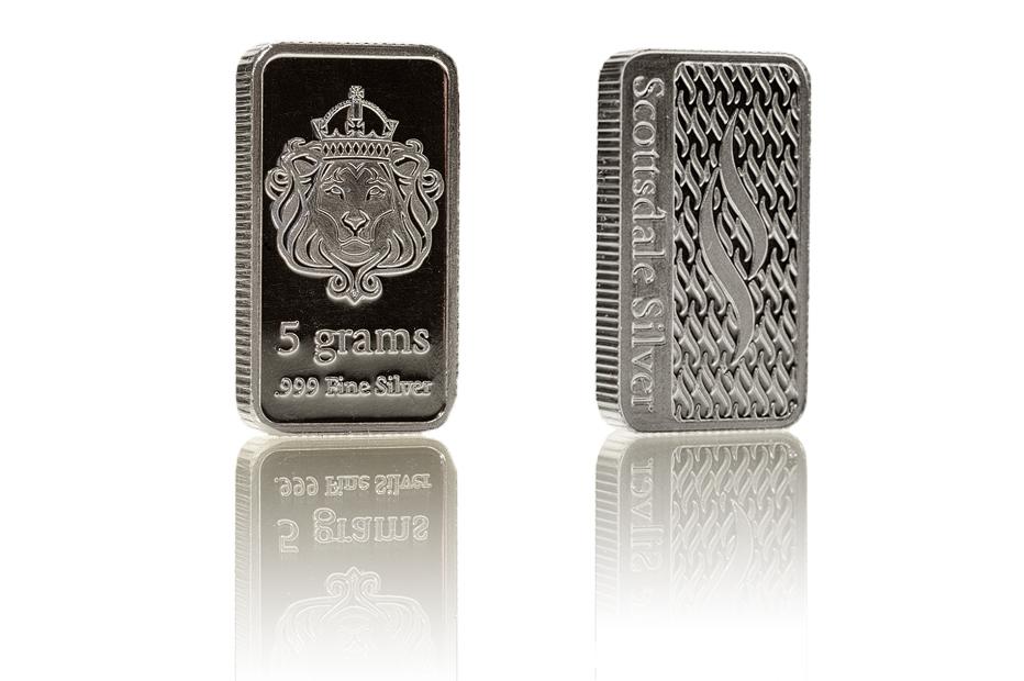 1 Kilo Silver Bar Dimensions