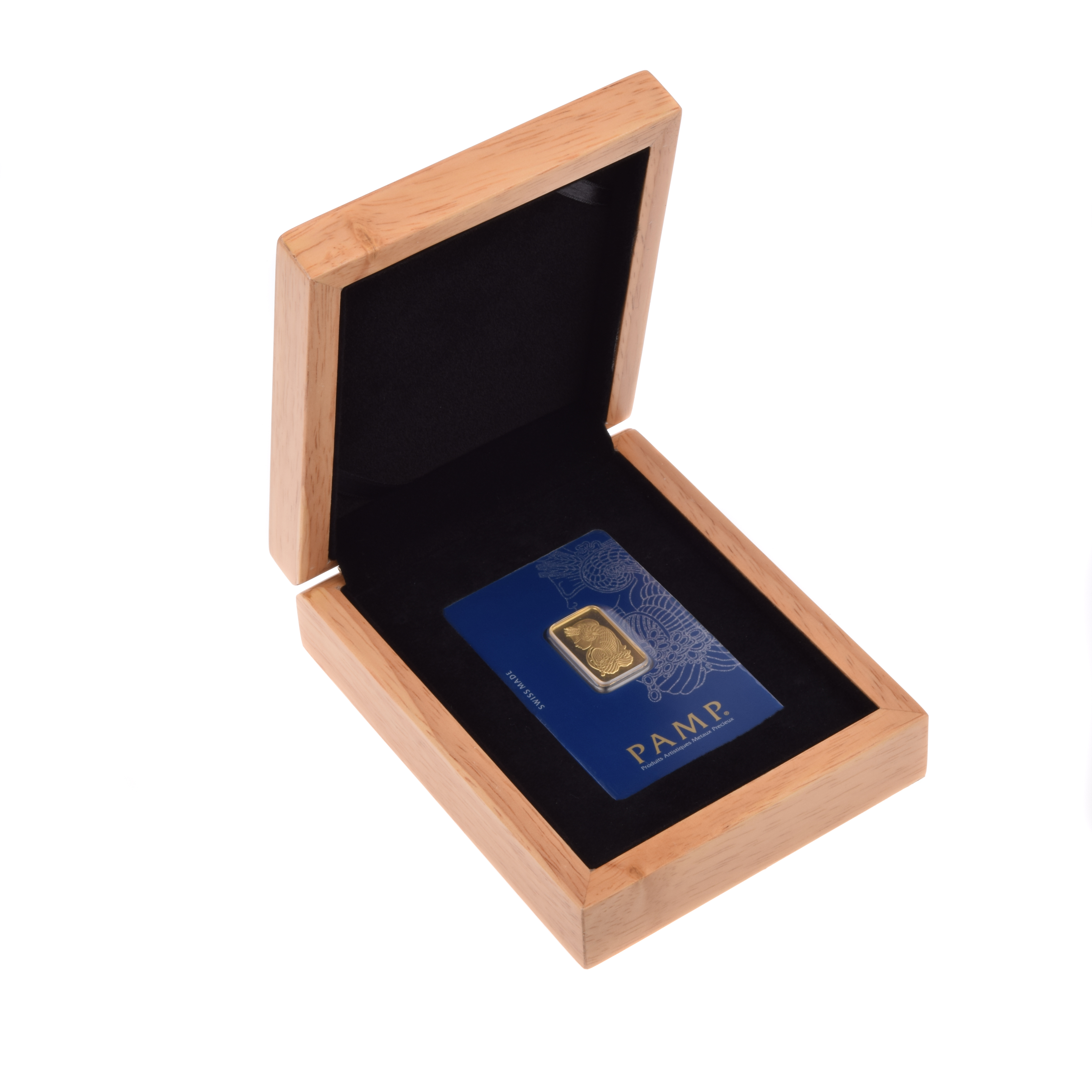 Pamp 10g Gold Bar In Gift Box Bullionbypost From 163 278