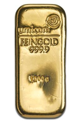 Umicore 1 Kilo Gold Bar