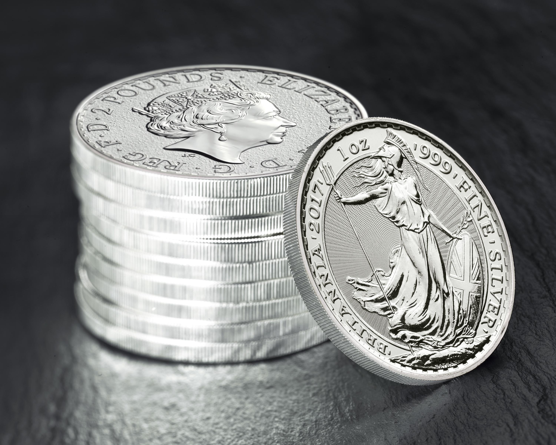 Buy 2017 Silver Britannia Bullionbypost 174 From 163 20 22