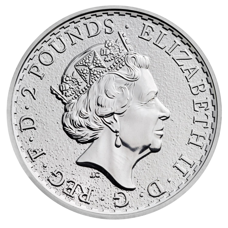Silver Britannia Monster Box 500 X Coins Bullionbypost