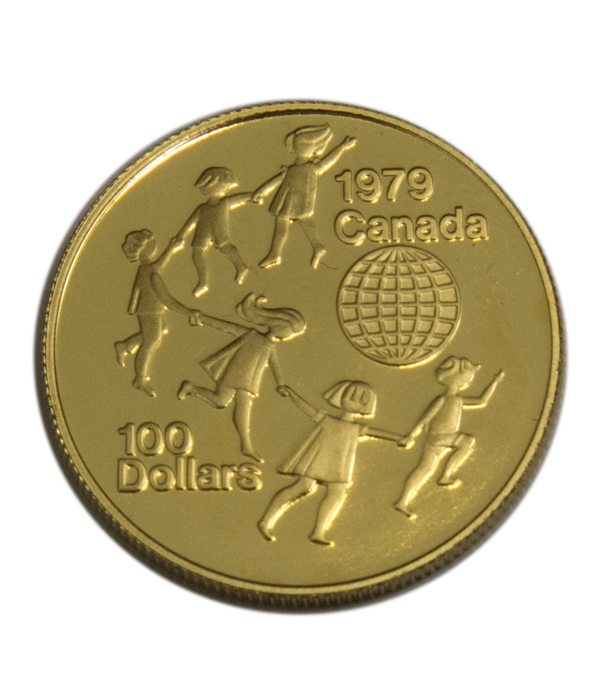 100 Canadian Gold Coin 163 514
