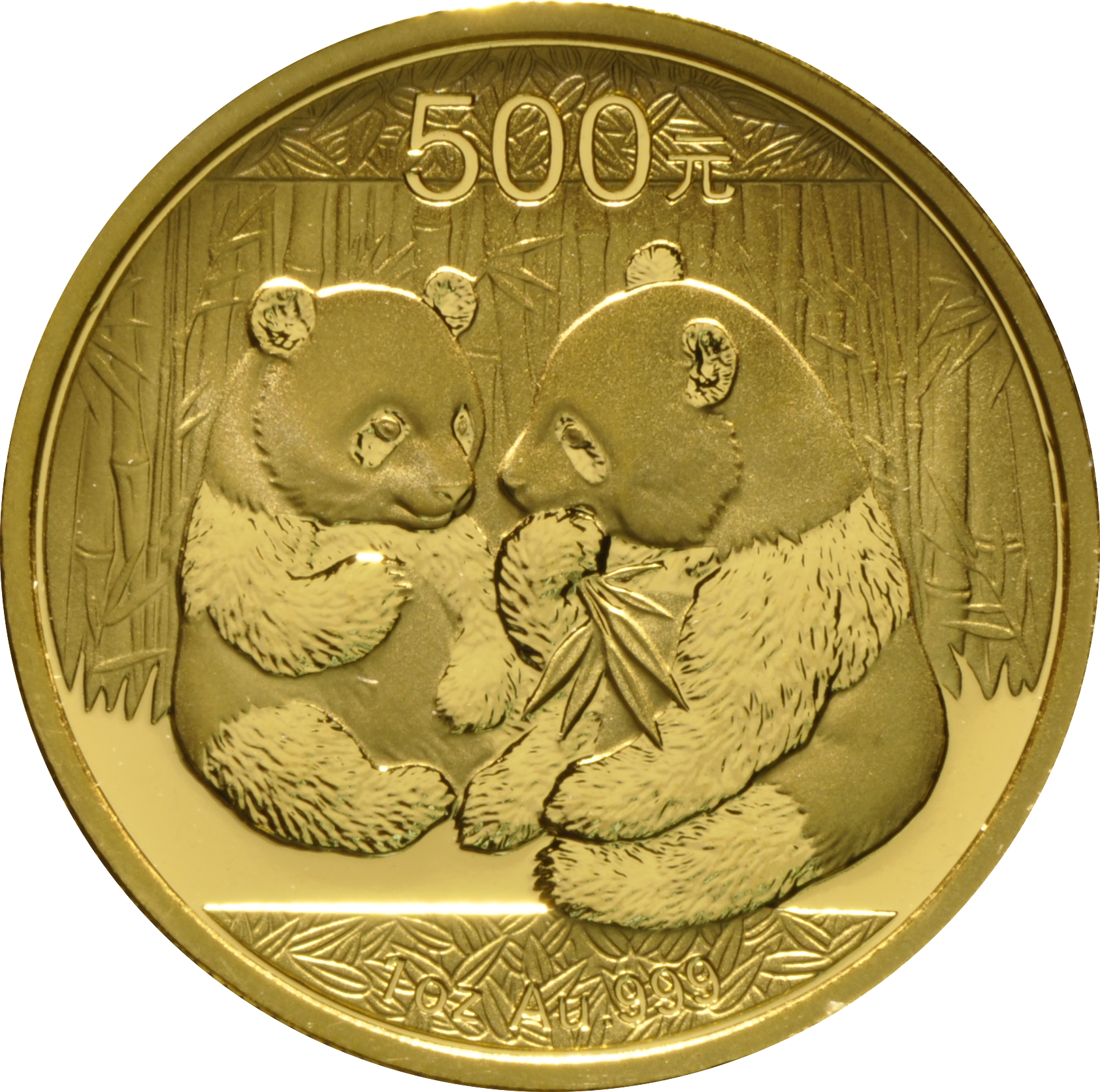 2009 1oz Gold Chinese Panda Coin 163 1 072