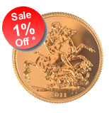 1% OFF Sovereigns