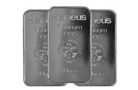 Buy Platinum Bullion