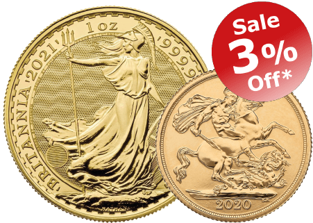 Gold Coins Sale