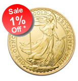 1% OFF 2013 Gold Britannias