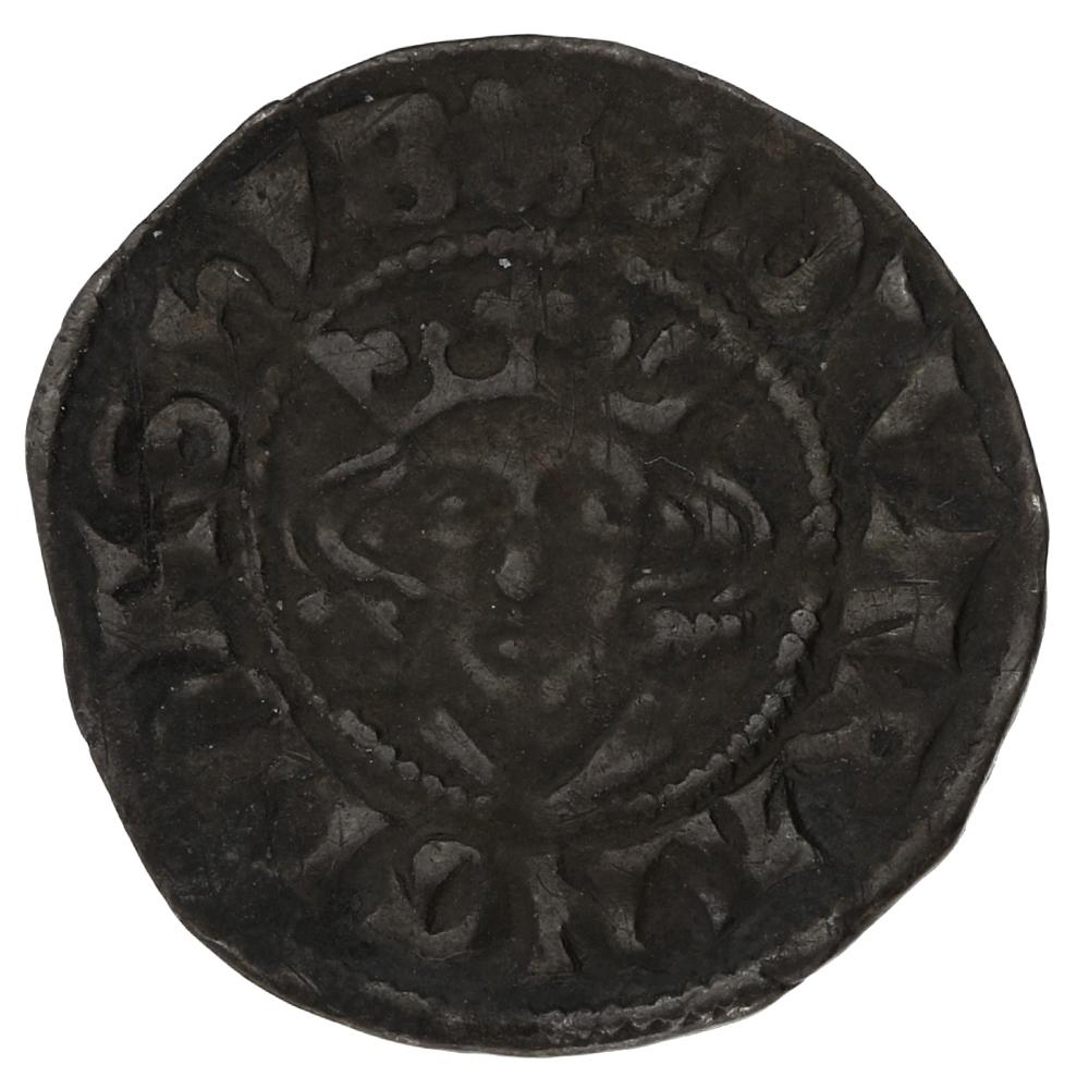 1279-1307 Edward I Silver Penny - Durham Mint