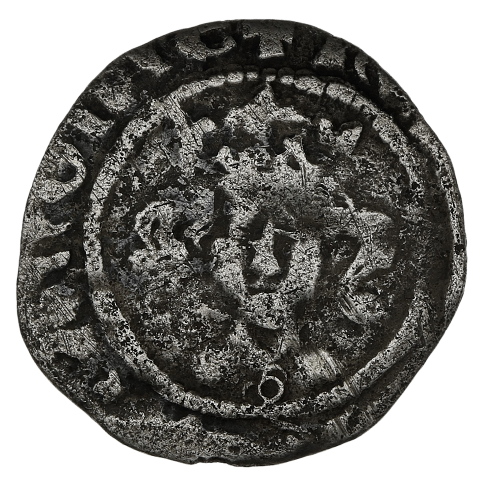 1412-1413 Henry IV Hammered Silver Penny RARE