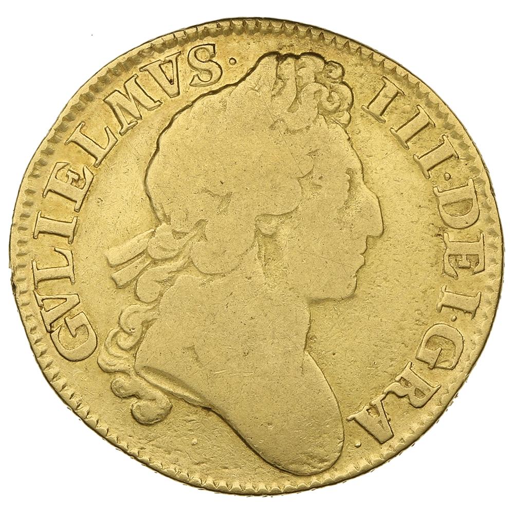 foto de Buy a 1701 William III Gold Guinea   from BullionByPost - From £651.70
