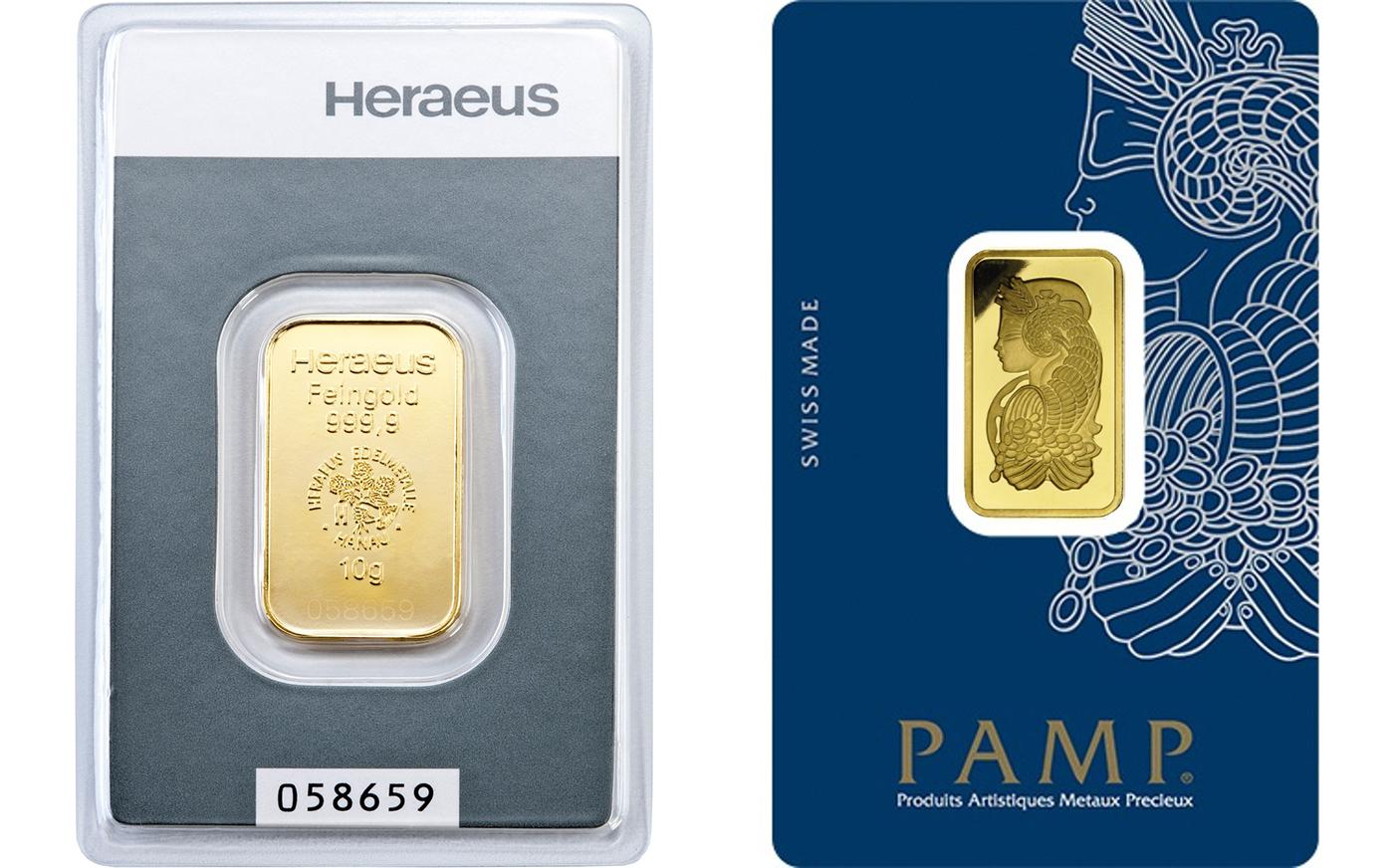 10 Gram Gold Bar Best Value (Brand New)