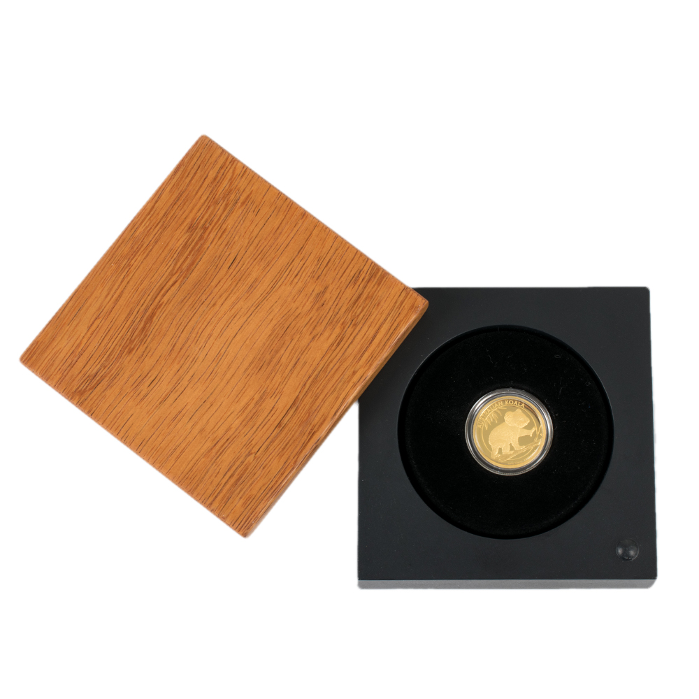 Australian Koala 2016 1/4oz Gold Proof coin Boxed