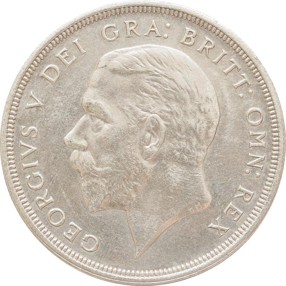 1933 George V Silver Crown