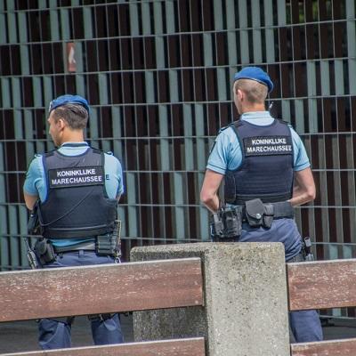 Dutch Bank Guards