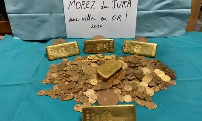 Morez Gold Stash
