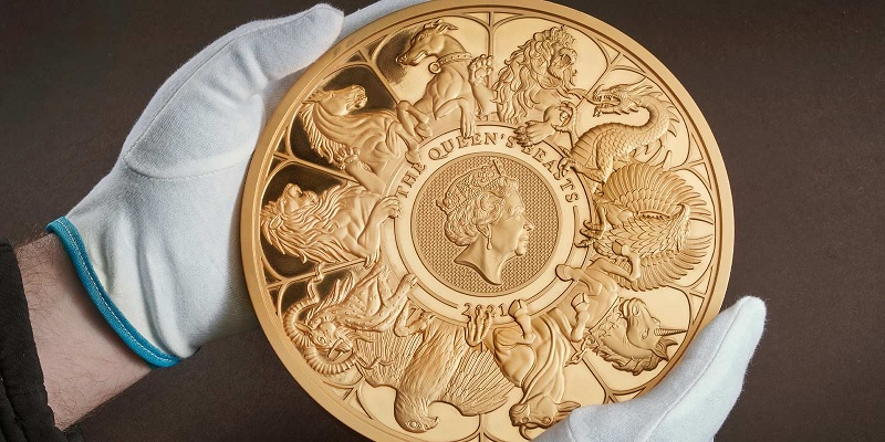 10 kilo Completer Coin