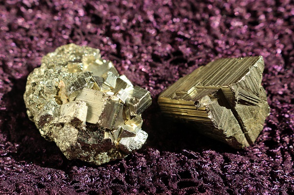 Pyrite example