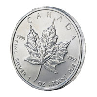 1oz Silver Maple Coin