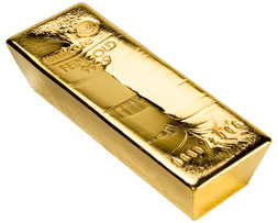 Gold Bars Ideal for Investment