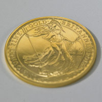 1oz Gold Britannia Coin