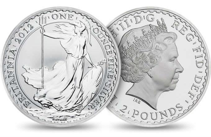 Buy Silver - Buy Silver Britannia Coins