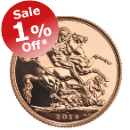 Save 1% on 2014 Sovereigns