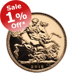 1% OFF 2015 Sovereigns