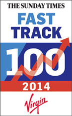 2014 The Sunday Times Virgin Fast Track 100
