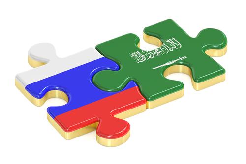 Russia Arabia jigsaw