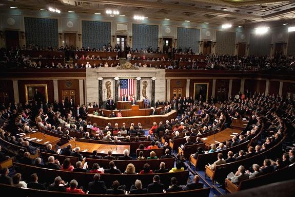 US Senate or House of Reps