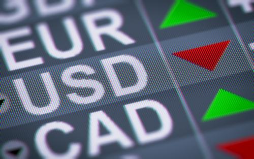 USD down