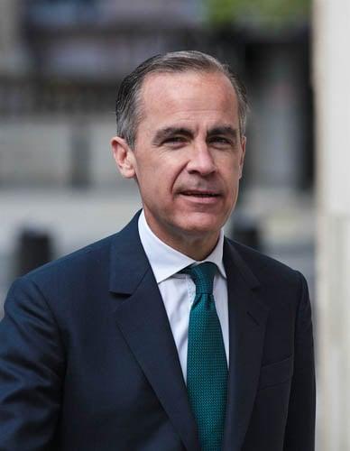 Mark Carney BoE