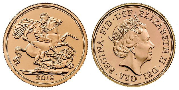 Rare Gold Sovereigns | BullionByPost