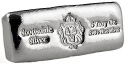 Scottsdale silver bar