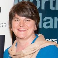 Arlene Foster DUP leader