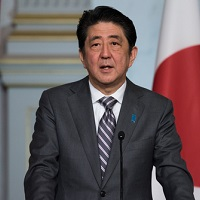 Shinzō Abe Prime Minister Japan
