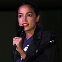 Alexandria Ocasio-Cortez Democrat senator