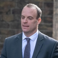 Dominic Raab MP Secretary of State for Exiting the European Union