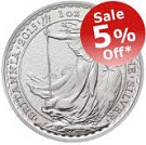 5% off VAT-Free Britannias