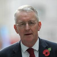 Hilary Benn MP Labour