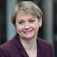 Yvette Cooper MP Labour
