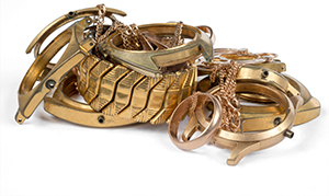 gold scrap jewellery
